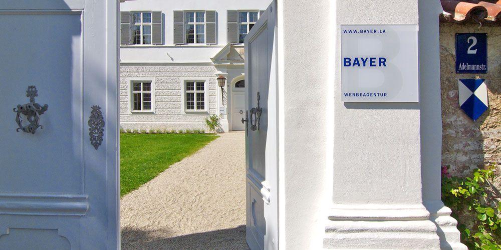 BAYER Werbeagentur Landshut
