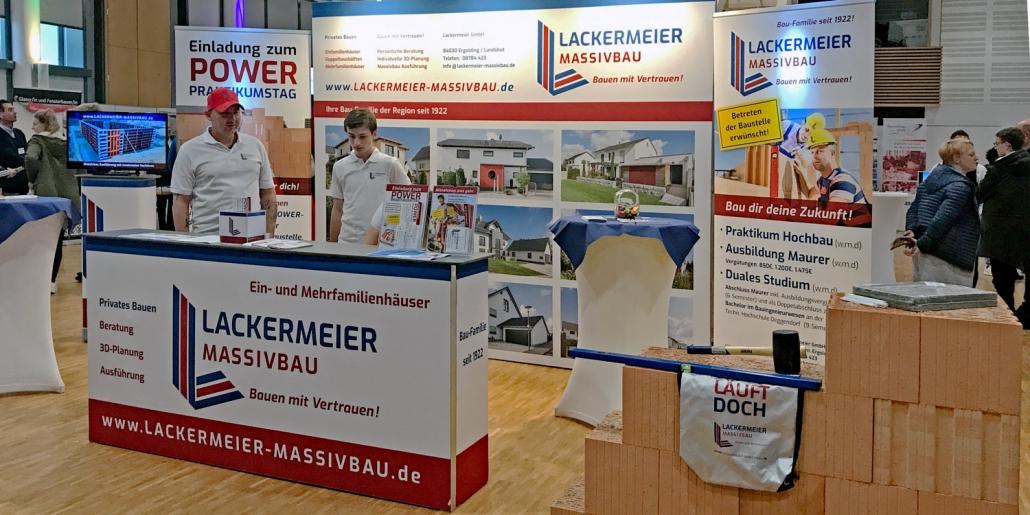 Messestand Werbeagentur Landshut